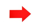 red arrow, pointing to the right