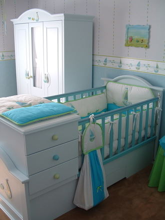 photo of a nursery, planning your family